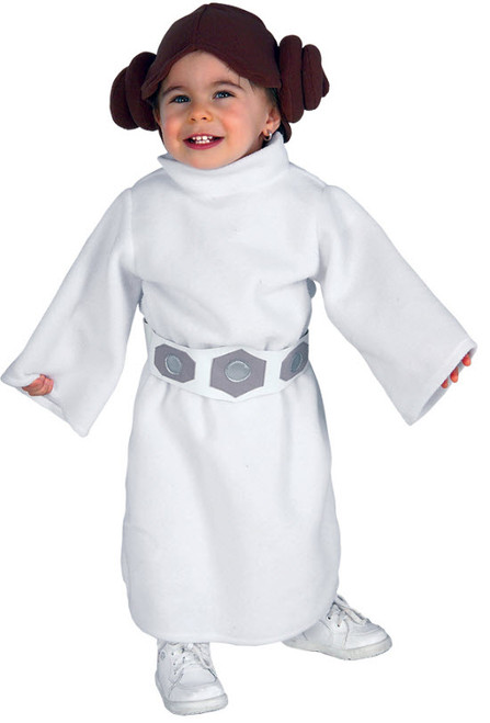 Girlu0027s Princess Leia Costume RU11682  sc 1 st  Halloween Express : baby genie costume  - Germanpascual.Com