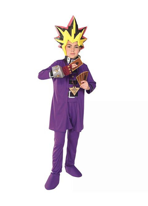 Boyu0027s Yu Gi Oh Costume  sc 1 st  Halloween Express & Game Costumes for Adults and Kids