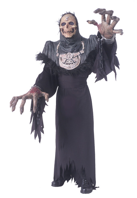 Adult Grand Reaper Creature Reacher Costume  sc 1 st  Halloween Express : new orleans themed halloween costumes  - Germanpascual.Com