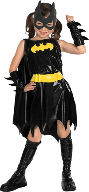 Girlu0027s Batgirl Costume. Size Required  sc 1 st  Halloween Express & Girlu0027s Batgirl Costume - Halloween Express
