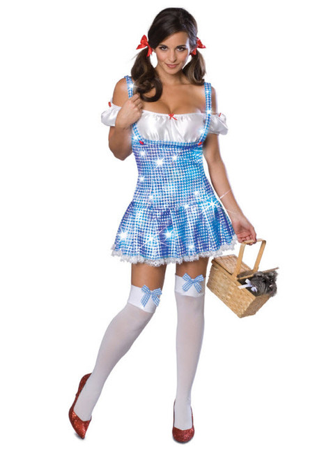 Womenu0027s Wizard Of Oz Dorothy Costume  sc 1 st  Halloween Express & Womenu0027s Wizard Wanda Costume - Halloween Express