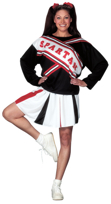 Womenu0027s Cheerleader Costume FW100174  sc 1 st  Halloween Express & Spartan Cheerleader Costumes are Here!