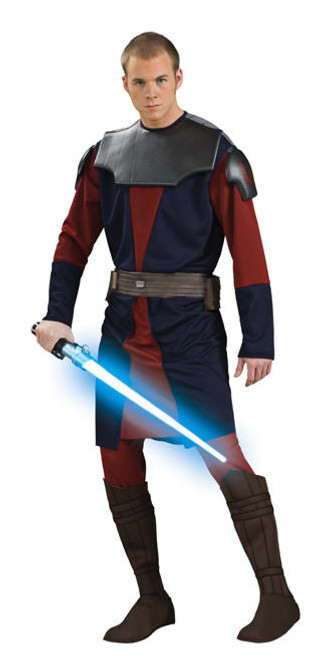 Adult Anakin Skywalker Costume  sc 1 st  Halloween Express & Star Wars - Star Wars Costumes and Accessories