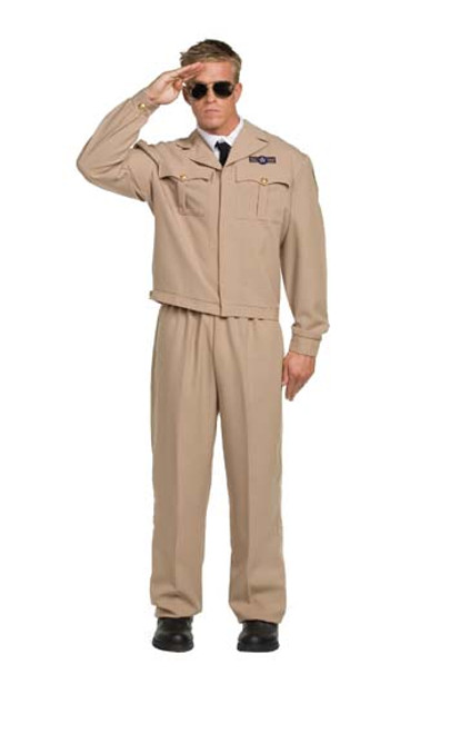Menu0027s Airforce Pilot Costume  sc 1 st  Halloween Express & Halloween Costumes for Adults