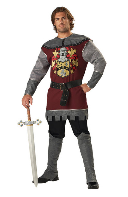 Menu0027s Loyal Knight Costume  sc 1 st  Halloween Express & Costumes from The Chronicles of Narnia