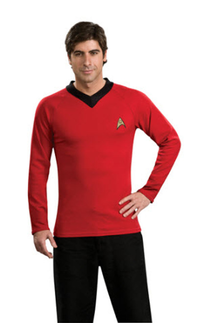 Adult Red Star Trek Costume  sc 1 st  Halloween Express & Star Trek Costumes for Adults and Kids
