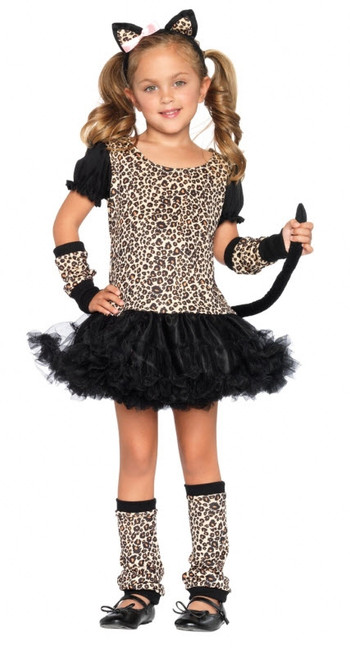 girls cat costume uac48129