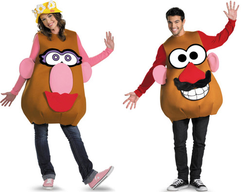 Adult Mr. or Mrs. Potato Head Costume  sc 1 st  Halloween Express & Adult Disney Halloween Costumes for Men and Women.
