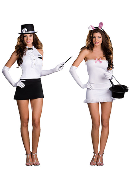 Womenu0027s Magician Costume  sc 1 st  Halloween Express & Womenu0027s Magician Costume - Halloween Express