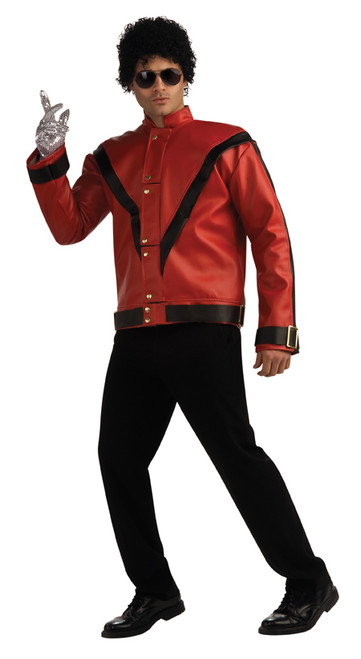 Michael Jackson Thriller Adult Costume  sc 1 st  Halloween Express : michael jackson costume for women  - Germanpascual.Com