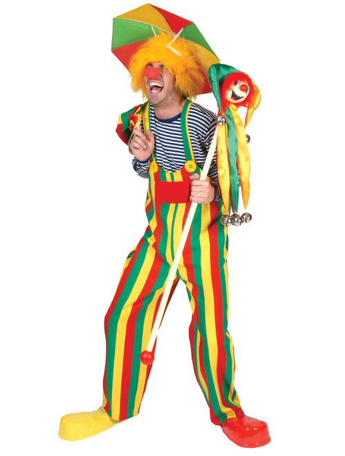 Adult Charlie the Clown Costume FF761649  sc 1 st  Halloween Express & Clown Halloween Costumes for Adults