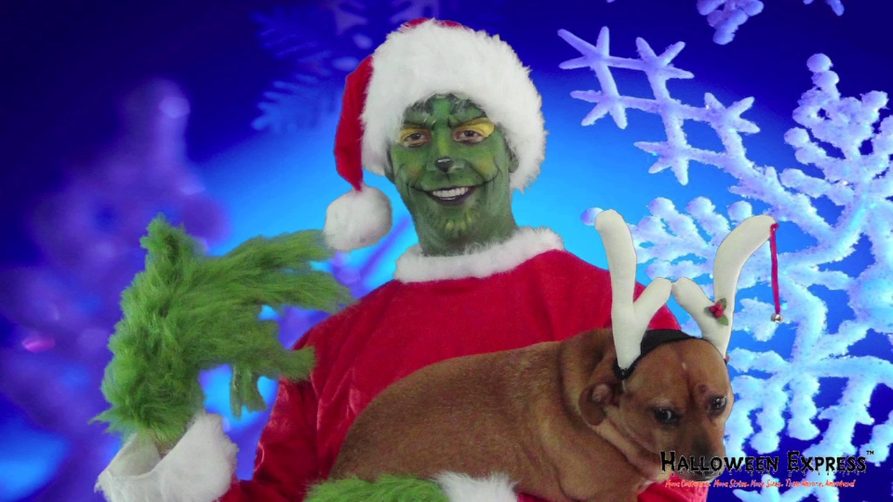 How to Create a Grinch Makeup Look