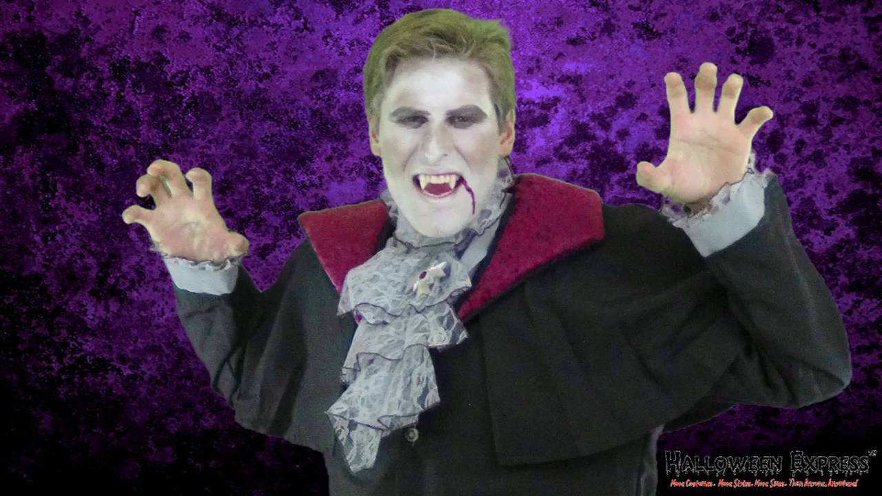 How to Create a Gothic Vampire Look