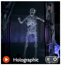 Digital Decor Holograpic