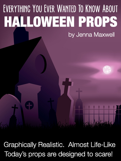 Everything You Wanted to Know About Halloween Props