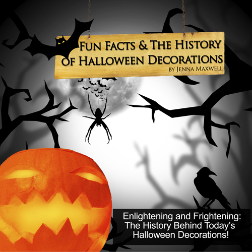 fun facts and the history of halloween decorations halloween express