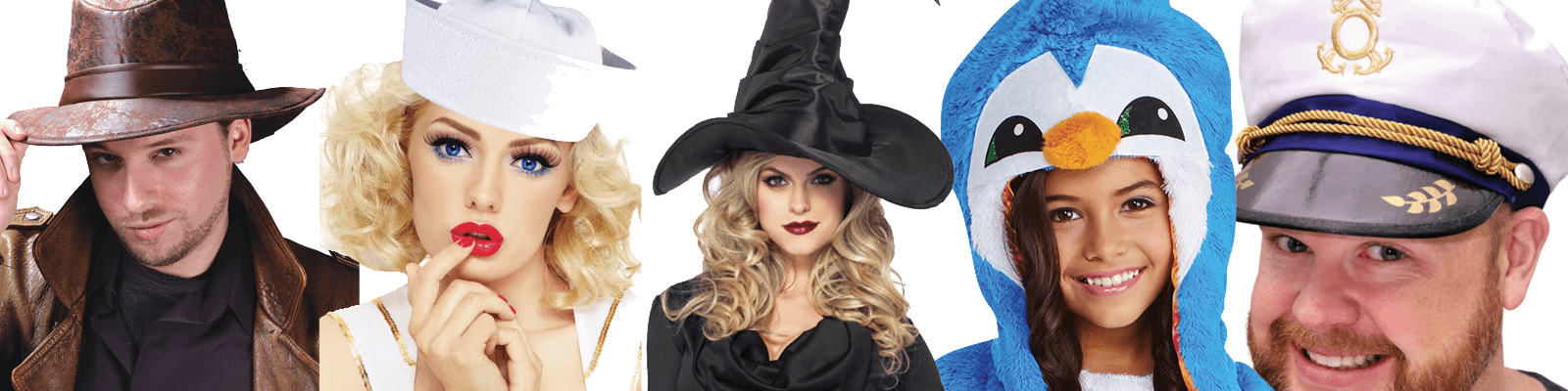 0ae178298 Huge selection of the most popular Hats for Halloween and other ...