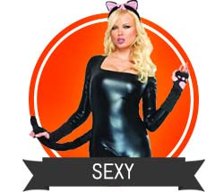 Sexy Cat and Kitty Costumes