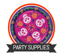 Day of the Dead Costumes Party Supplies