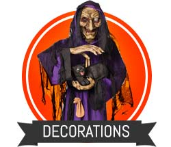 Witch Decorations