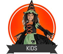 Kids Witch Costumes