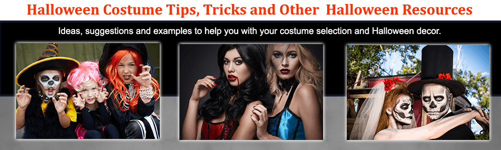 Halloween Costume Tips and Tricks