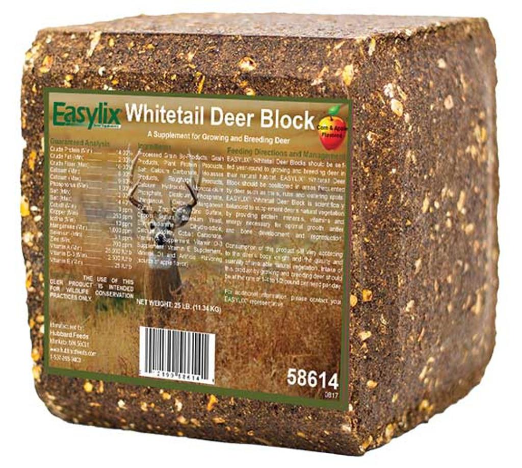 Easylix® Whitetail Deer Blocks