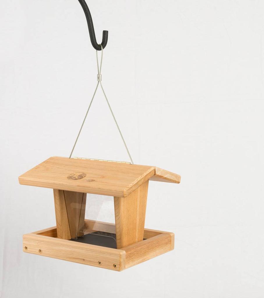 Hopper Feeder – Cedar
