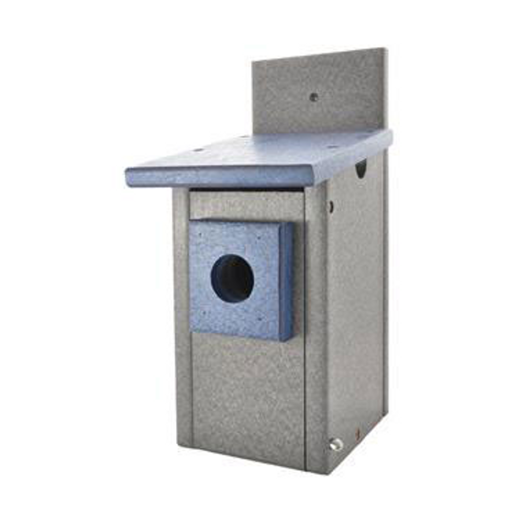 Bluebird Nest Box – Recycled