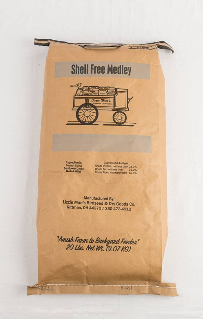 Shell Free Medley