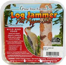 Log Jammer Hot Pepper Suet