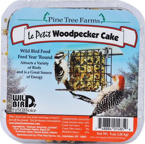 Woodpecker Le Petit Cake