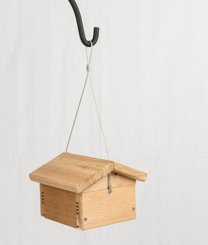 Hanks Cedar Woodpecker Feeder