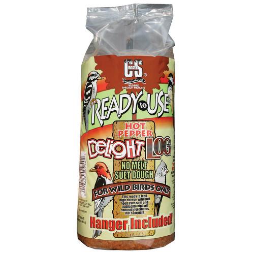Hot Pepper Delight Log