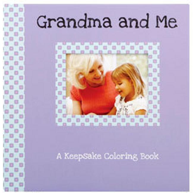 Keepsake Coloring Book, Grandma and Me