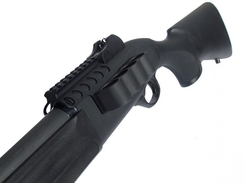 SureShell Aluminum Carrier And Rail For Beretta 1301 Tactical (4-Shell, 12-GA, 3 ¼ In)