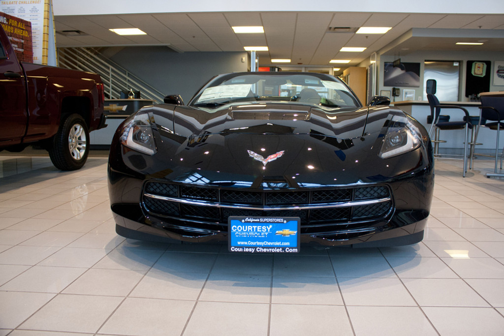 2014-2019 C7 Corvette  Stingray and Grand Sport w/out factory ground effects (SNS50)