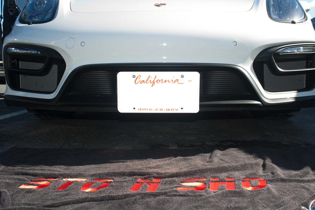 2014-2016 Porsche Boxster GTS/Cayman GTS