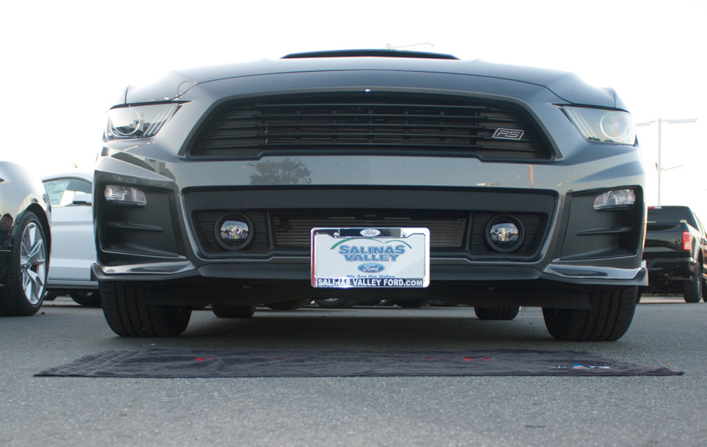 2015-2017 Ford Mustang Roush Stage 1 and RS/2015-2017 Ford Mustang Roush Stage 2/3 with automatic transmission