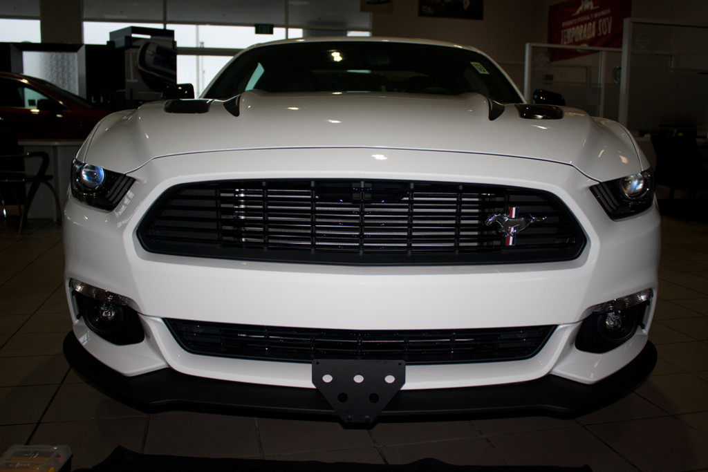 2016-2017 Ford Mustang California Special