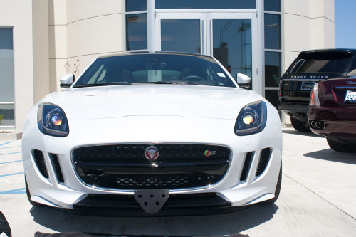2013-2017 Jaguar F-Type