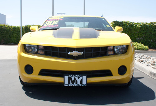 2010-2015 Chevrolet Camaro SS and 2014-2015 V6 Camaro (SNS25)