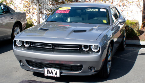2015-2019 Dodge Challenger WITHOUT adaptive cruise (SNS1b)