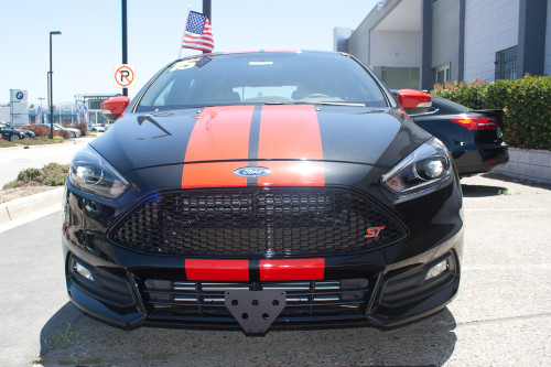 2015-2017 Ford Focus ST