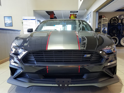 2018 Ford Mustang Roush