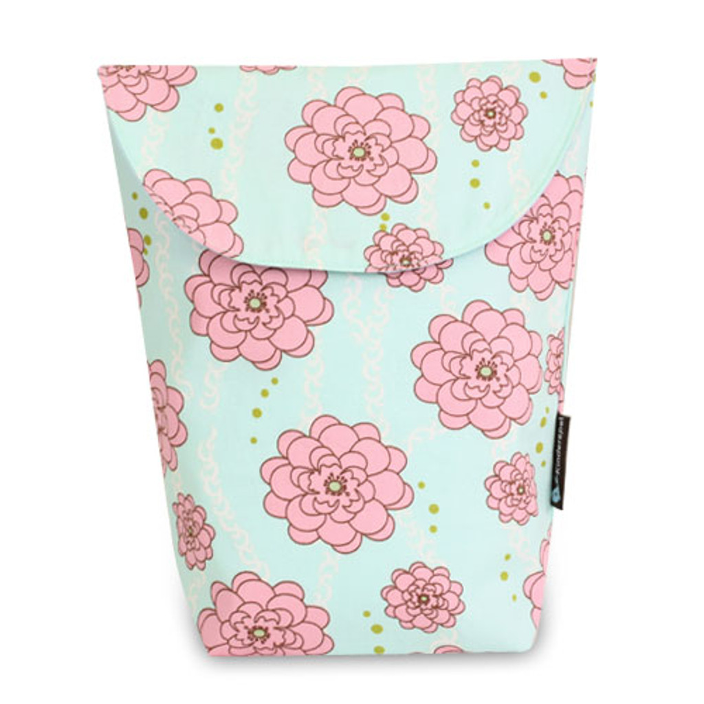 DIAPER POUCH - BLOOMING CHAIN
