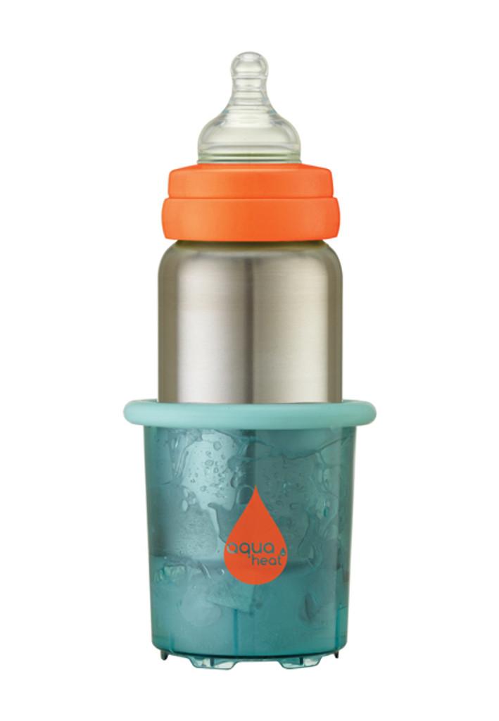 Aquaheat Bottle Warmer & 10oz Stainless Bottle