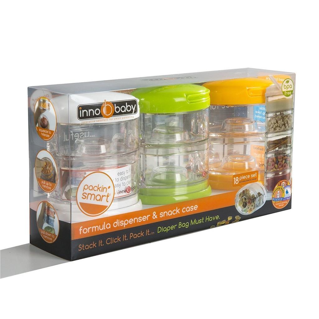 Packin' SMART Stackables 3 Pack Gift Set