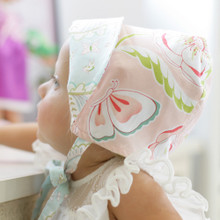 REVERSIBLE BONNET (Various Patterns)