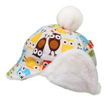 WINTER HAT - URBAN OWL
